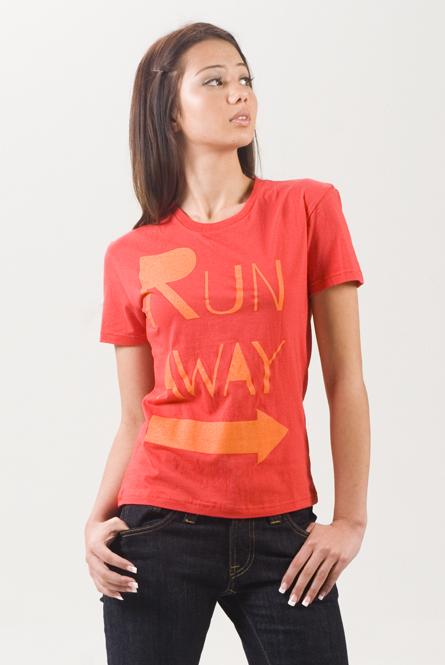 Run Away Tee
